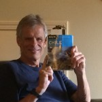 Bill with Chile book